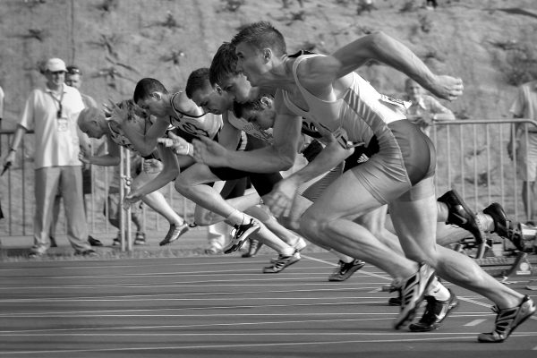 athletes-athletics-black-and-white-34514